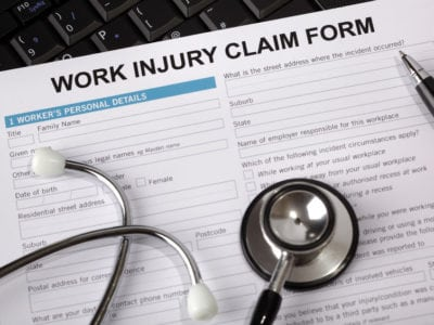 workers' comp claim form